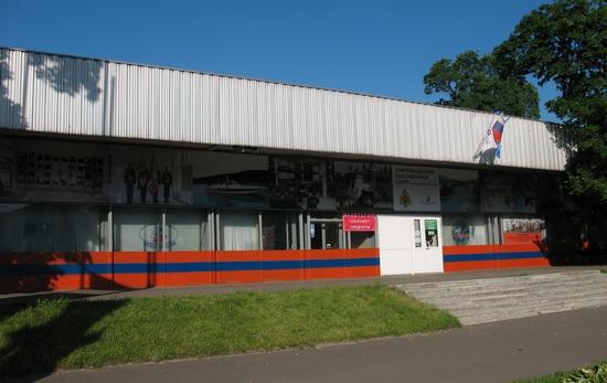Павильон № 18 Беларусь