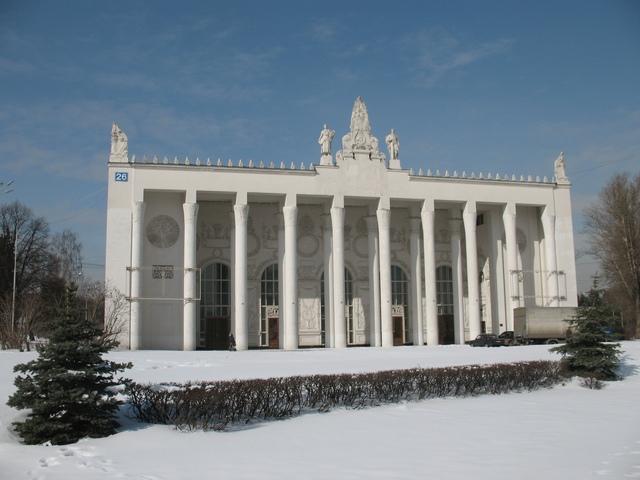бывшего завода АЗЛК в