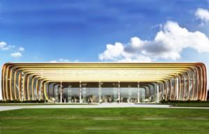Проект здания ОРЦ