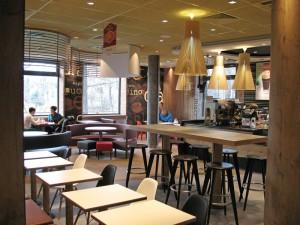 Макдональдс на ВВЦ-Мак Кафе