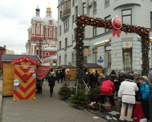 Климентовский переулок 31 декабря