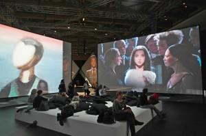 Выставка Гринуэя в Манеже