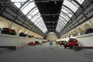 выставка автомобилей на ВДНХ 2014