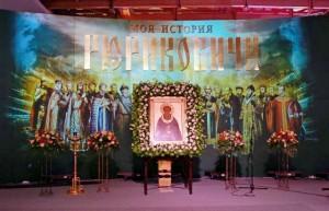 Православная выставка в Манеже