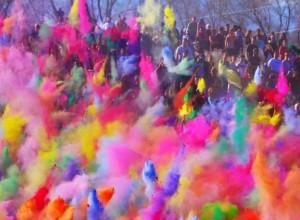 Краски фестиваля