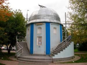 Обсерватория в Сокольниках