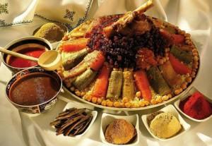 Еда Марокко