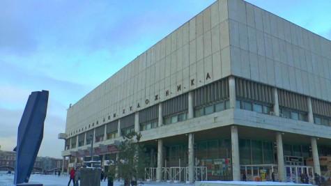 ЦДХ 2016-Москва