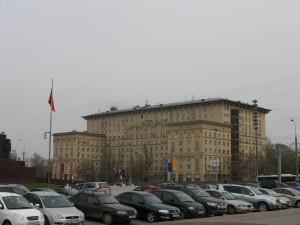 Дом Жолтовского - Мира 184