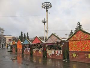 рождественский базар на ВВЦ