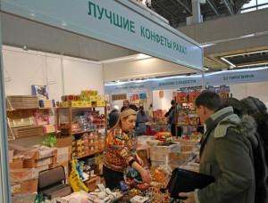 фестиваль сладостей в Москве
