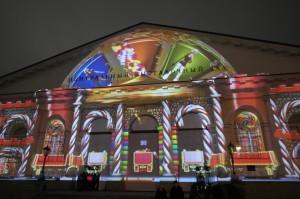 Сны Москвы 3D- шоу