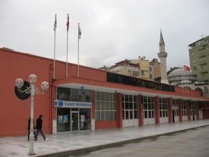 ЖД вокзал в Стамбуле - Сикерджи